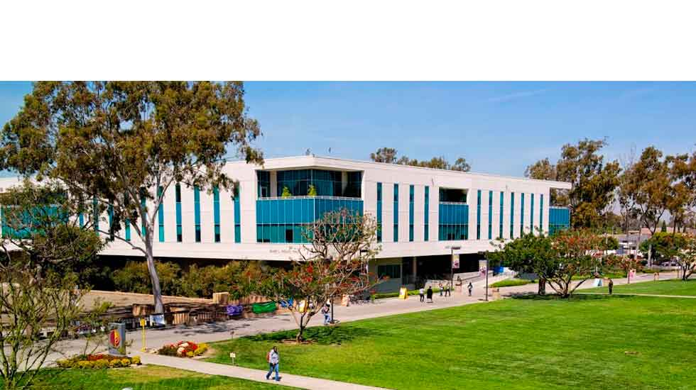 CSUDH Welch Hall Building