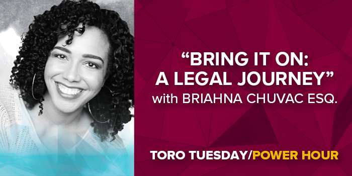 "Click to register for ""Bring It On: A Legal Journey"""