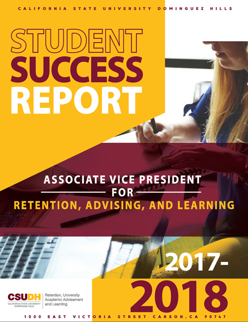CSUDH Student success Report 2017-2017