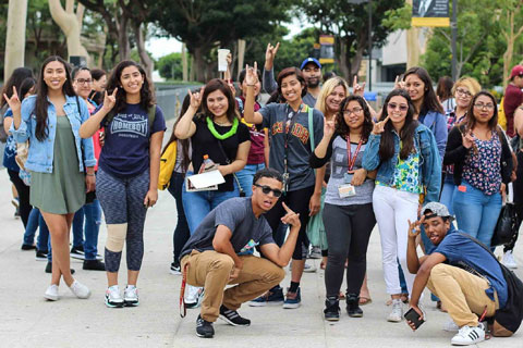 CSUDH First-Year Experience Provides a Toro Welcome