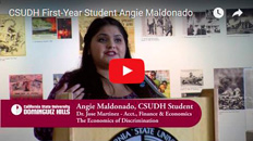 CSUDH First-Year Seminar by Angie Maldonado