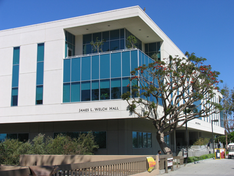 Welch Hall