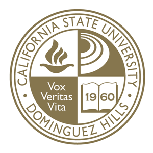 csudh seal in gold