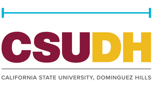 csudh logo usage - minimum size: Priint 1.5 inches, Online 100 pixels.