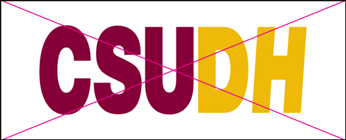 csudh logo misuse. Do not stretch, condense, distort, skew, bend or rotate.