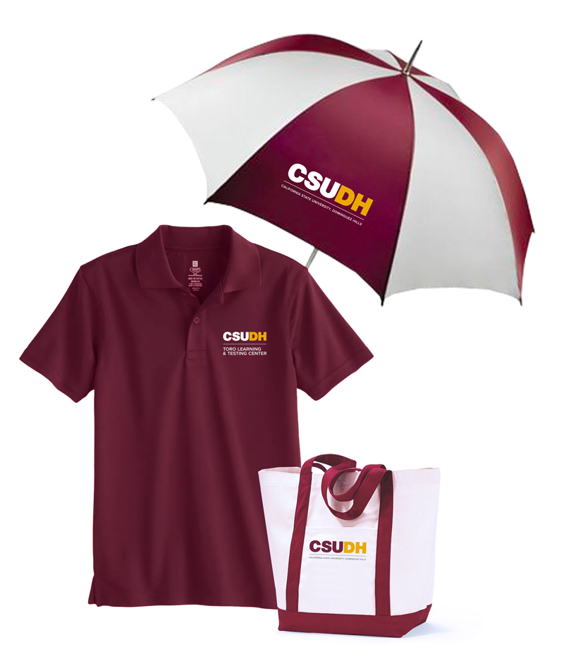 Brand - CSUDH Branded Merch and Signage image