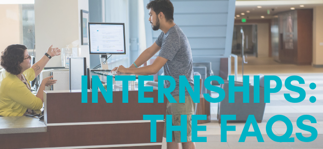 Internships College of Arts and Humanities FAQs