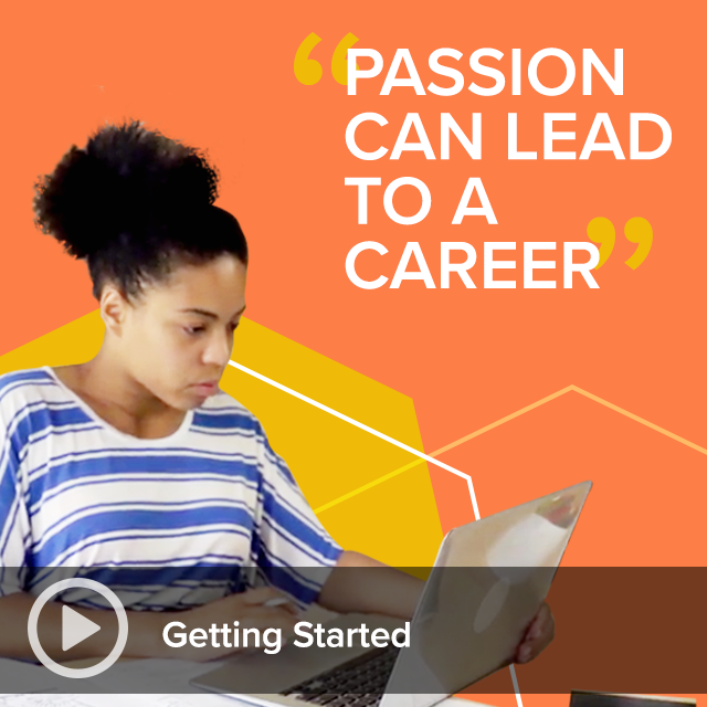 Career Spots Video - Getting Started
