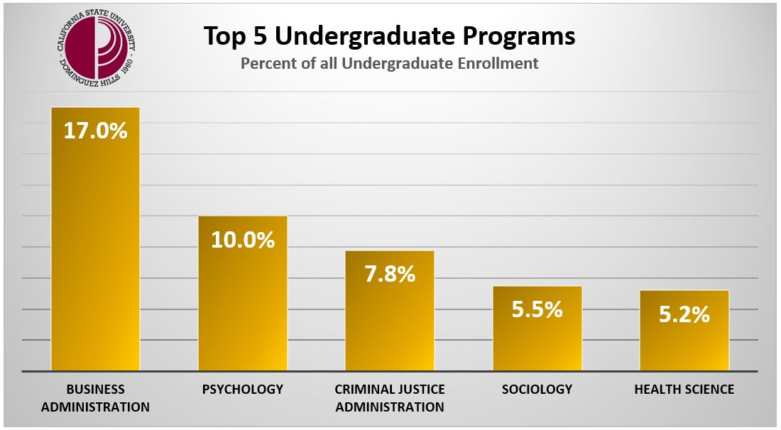 Top 5 Undergraduate Programs