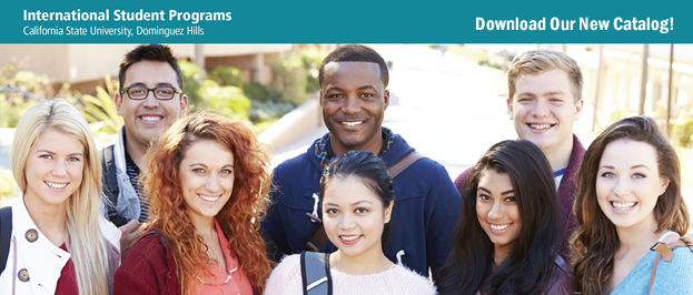 CSUDH International Student Programs