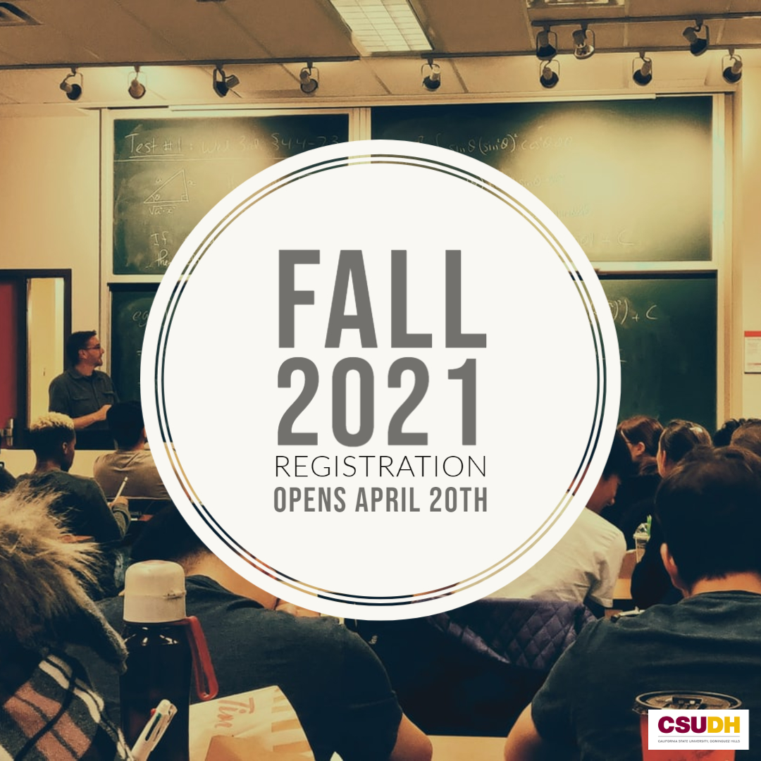 Fall 2021 Registration Opens April 20th