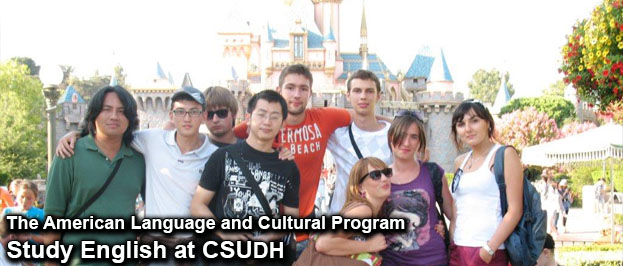 ACLP Students at Disneyland