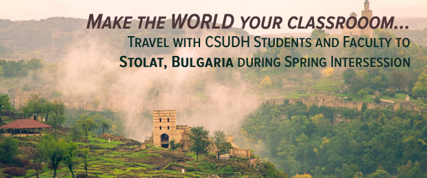 Study Abroad: Bulgaria during Spring Intersession