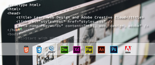 Web Design Certificate Program