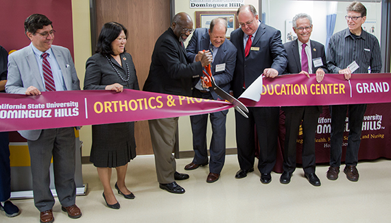 O&P Ribbon Cutting for Education Center