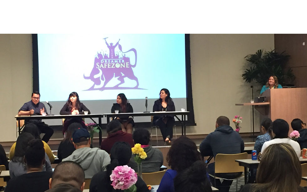 The Toro Dream Success Center discuss, advocate, and raise awareness of undocumented student issues.