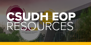 CSUDH EOP RESOURCES