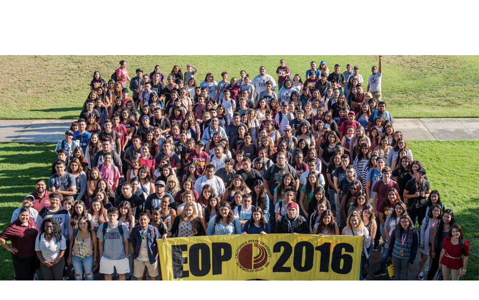 CSUDH EOP 2016 Group Picture