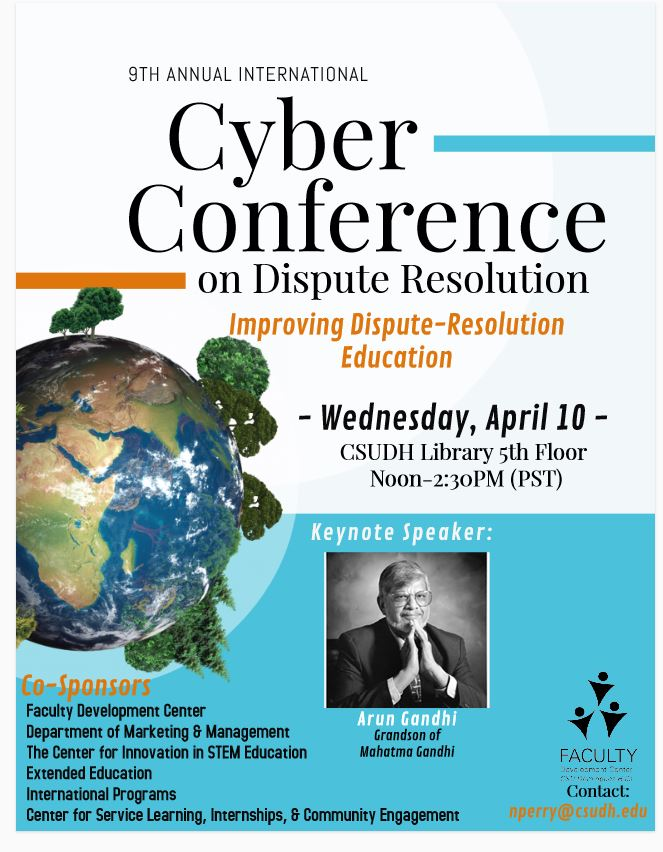 cyberconference 2019 flyer