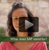 what SAP stands for