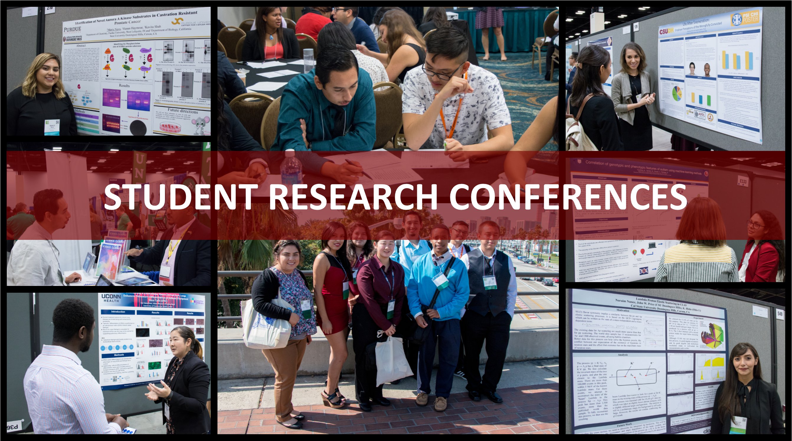 Student Research Conferences