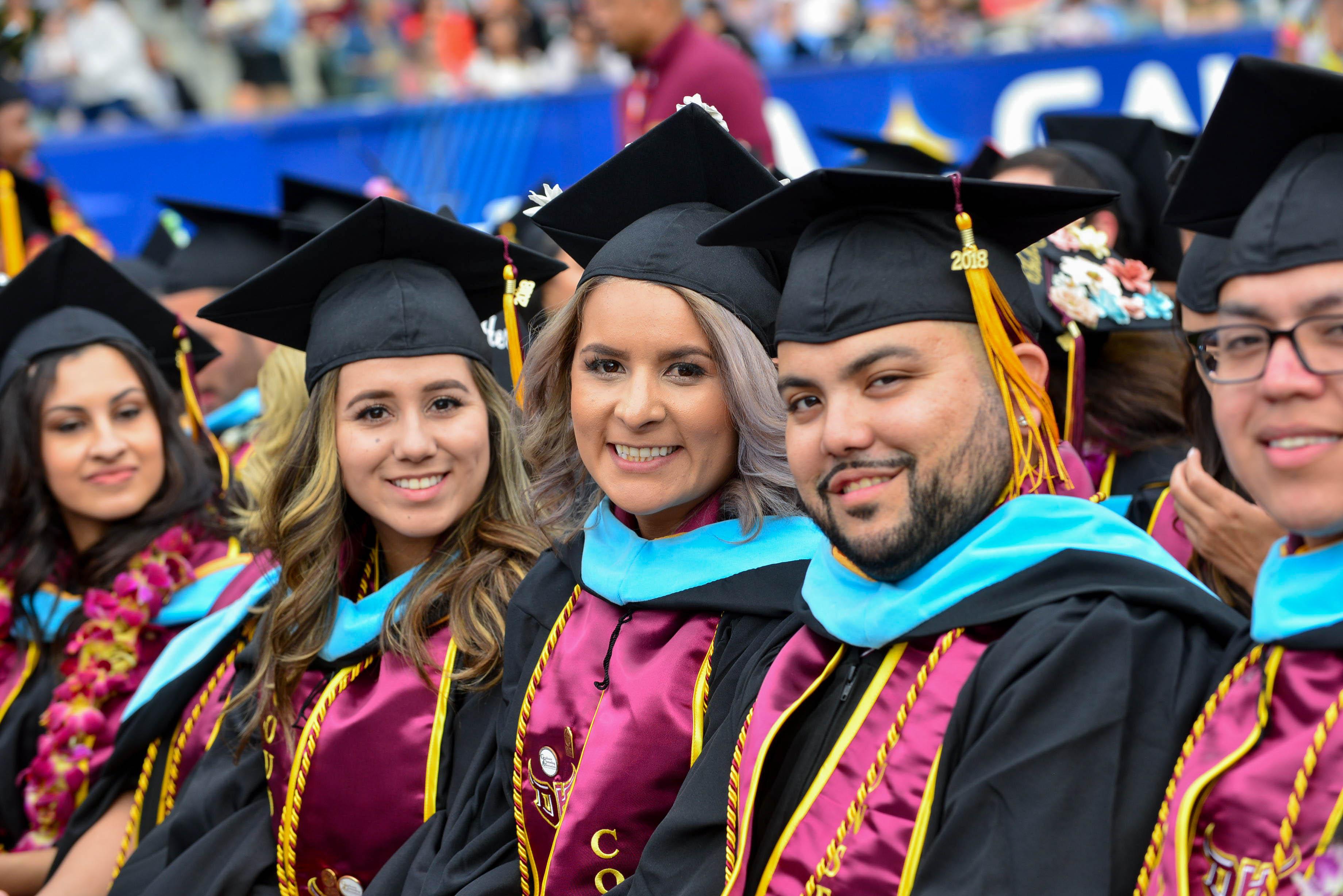 Csula Graduation 2020.Graduate Studies