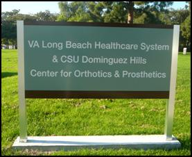 orthotics and prosthetics sign
