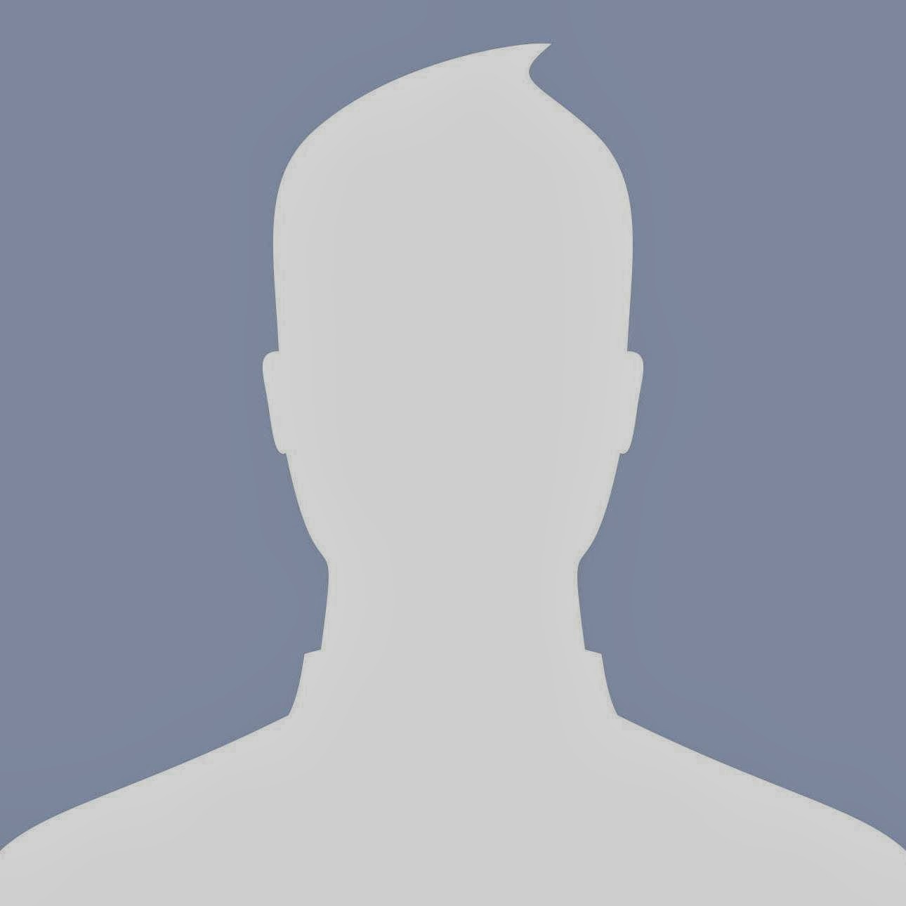 Faculty Male Default Profile Picture
