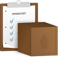 Online Inventory Icon