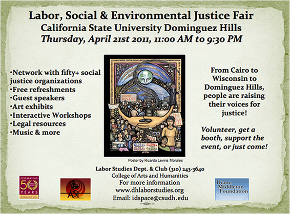 Labor Fair Art 2011