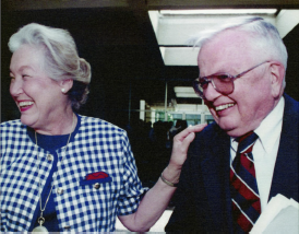 Donald and Beverly Gerth