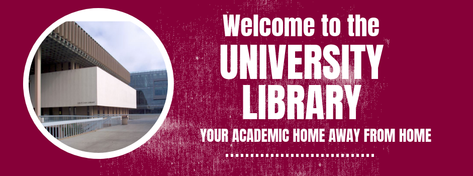 Welcome to the CSUDH University Library!