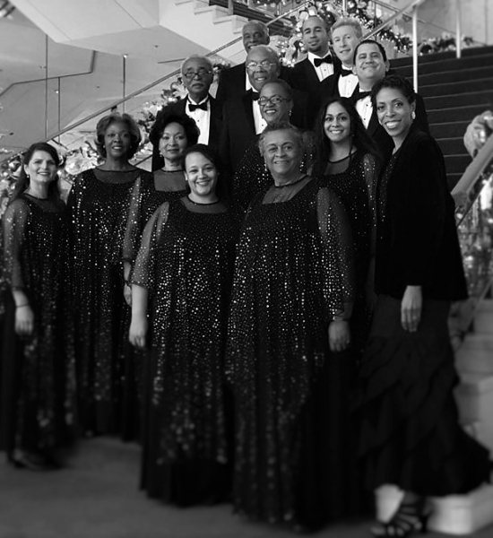 ALBERT MCNEIL JUBILEE SINGERS (AMJS) CSUDH Music Department