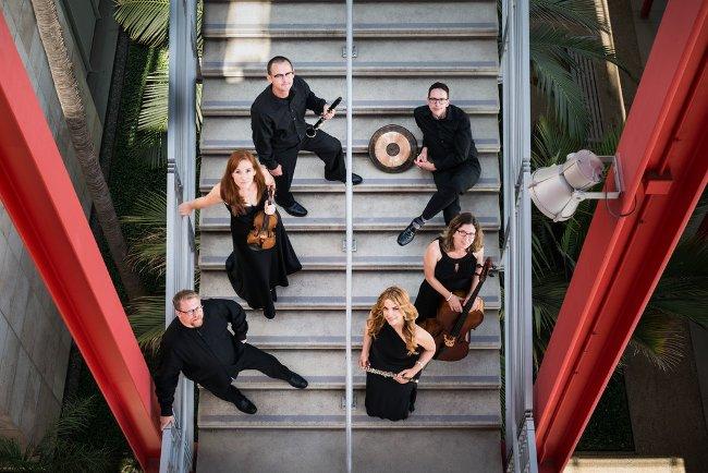 BRIGHTWORK New Music CSUDH Music Department