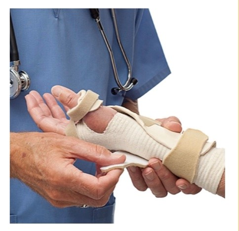 OT Upper Extremity Orthosis Fabrication (Splinting) Workshop