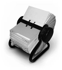 Contact Paper Holder