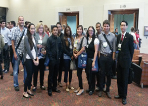 SACNAS 2013 Group Photo