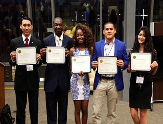2014 Student Research Day Winners