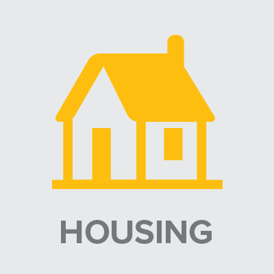 Icon of housing