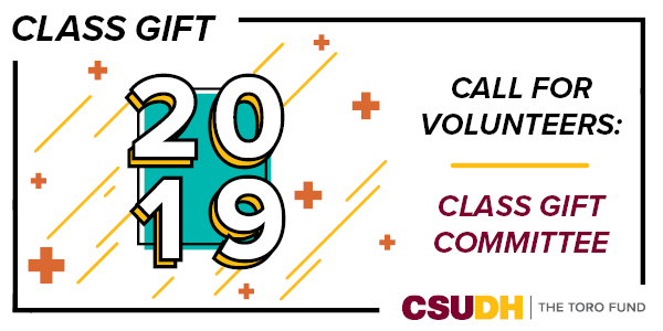 Call for Volunteers: Class Gift Committee