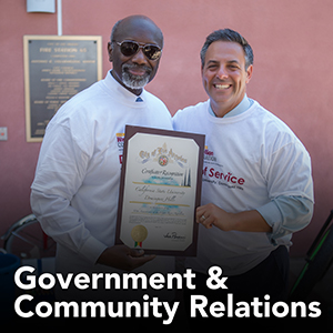 Government and Community Relations