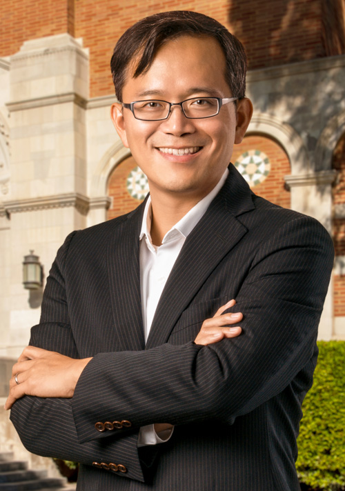 William Yu portrait