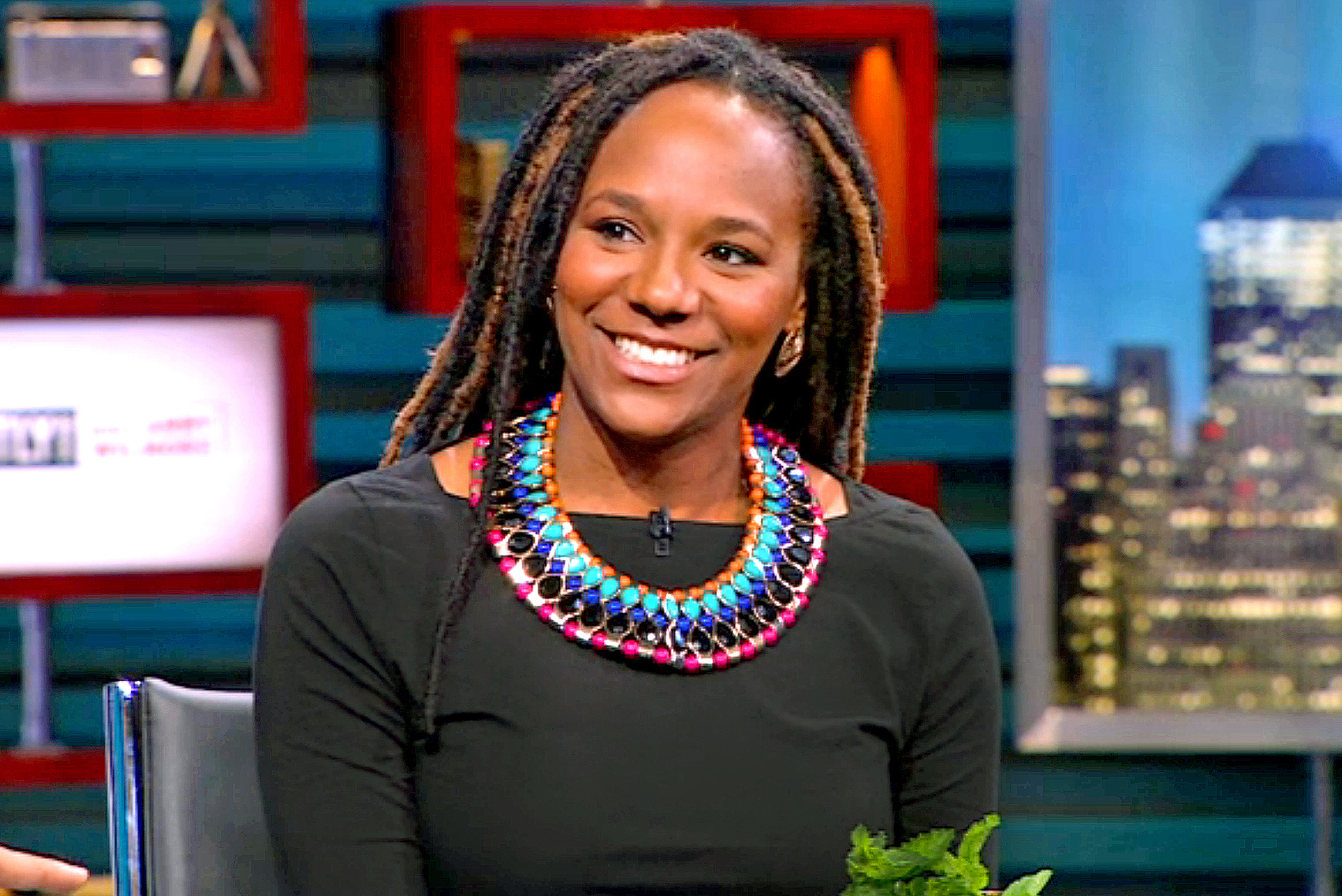 Conference Keynote speaker Bree Newsome