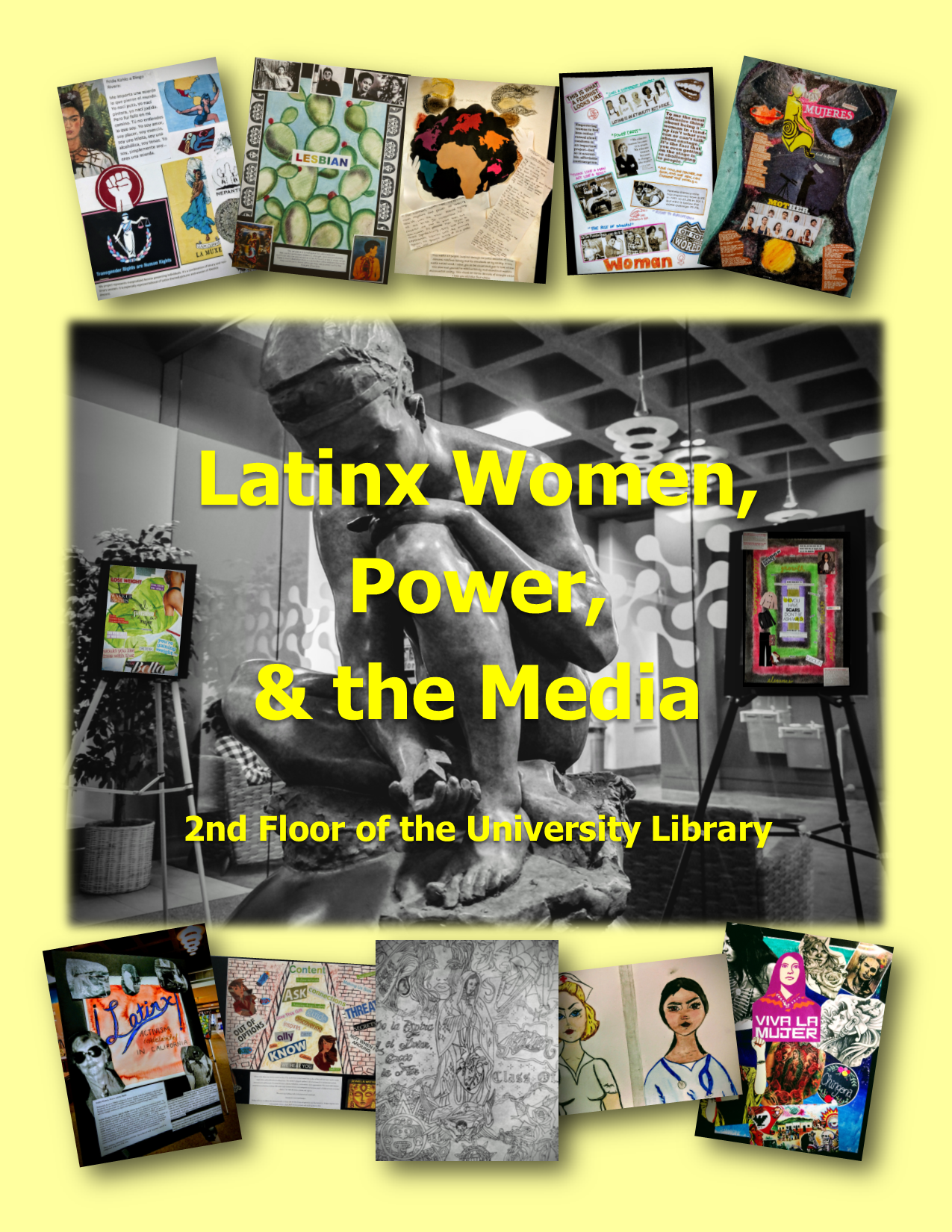 Latinx Women, Power, and the Media WMS